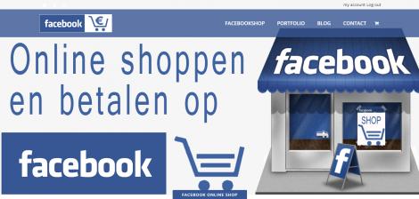 Facebook Online Shop